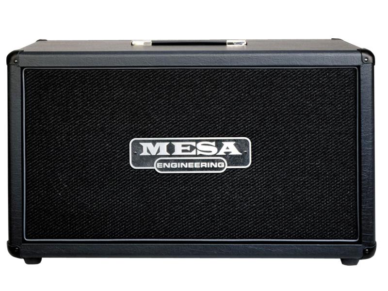 Mesa Boogie ( メサ・ブギー ) 2x12 Recto Horizontal Cabinet 【ギター スピーカー・キャビネット WO 】