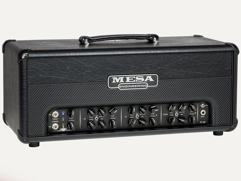 Mesa Boogie ( メサ・ブギー ) Triple Crown TC-50 HEAD【トリプル・クラウン ギターアンプヘッド WO】【新春特価! 】
