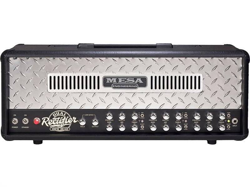 Mesa Boogie ( メサ・ブギー ) DUAL RECTIFIER SOLO HEAD【デュアル・レクチファイヤー ソロヘッド WO】【新春特価! 】 ギターアンプ ヘッド