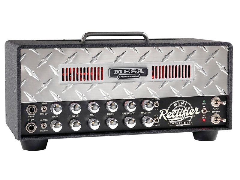 Mesa Boogie ( メサ・ブギー ) MINI RECTIFIER TWENTY-FIVE 【ミニ・レクチファイヤー ギターアンプヘッド 】