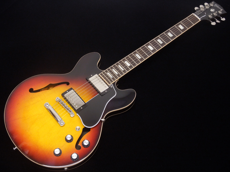 Gibson Memphis ES-339 (Sunset Burst)【USA セミアコ WO 13056731 】【勝負価格! 】