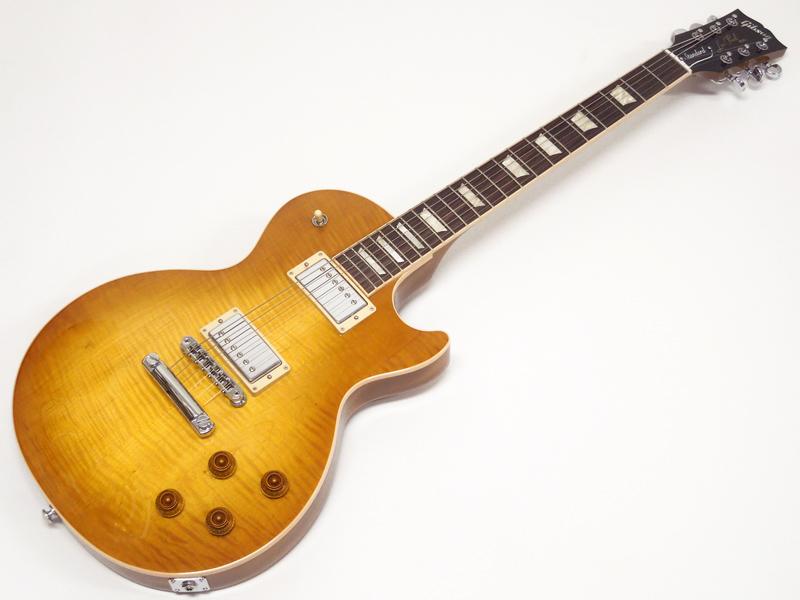 Gibson ( ギブソン ) Les Paul Standard 2017 T Honey Burst 【レスポール・スタンダード WO 170070366 】【新春特価! 】 USA エレキギター