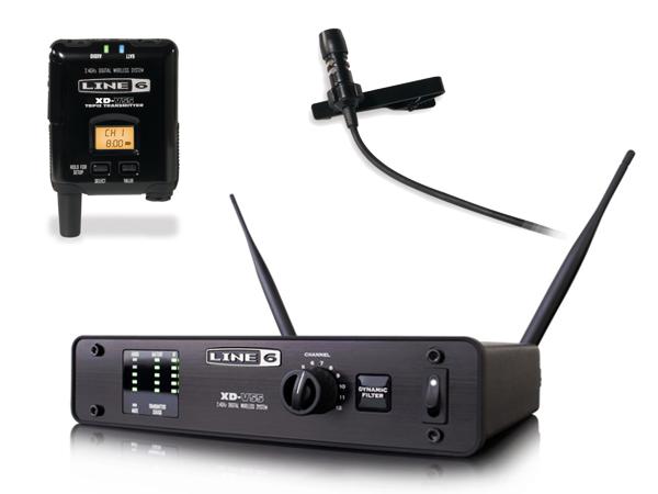 XD-V55L 予約 OUTLET 特価品 2.4GHz デジタルワイヤレス LINE6 XDV55L 2.4GHz帯デジタルワイヤレスマイクシステム ラインシックス 在庫限り 春の新作続々 ラベリアマイク 送料無料