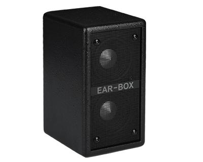 Phil Jones Bass ( フィル ジョーンズ ベース ) EAR-BOX EB-200【ベース専用 モニタースピーカー スピコンケーブル付】