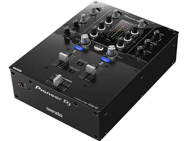 Pioneer ( パイオニア ) DJM-S3 ◆【送料無料】【PC DJ】