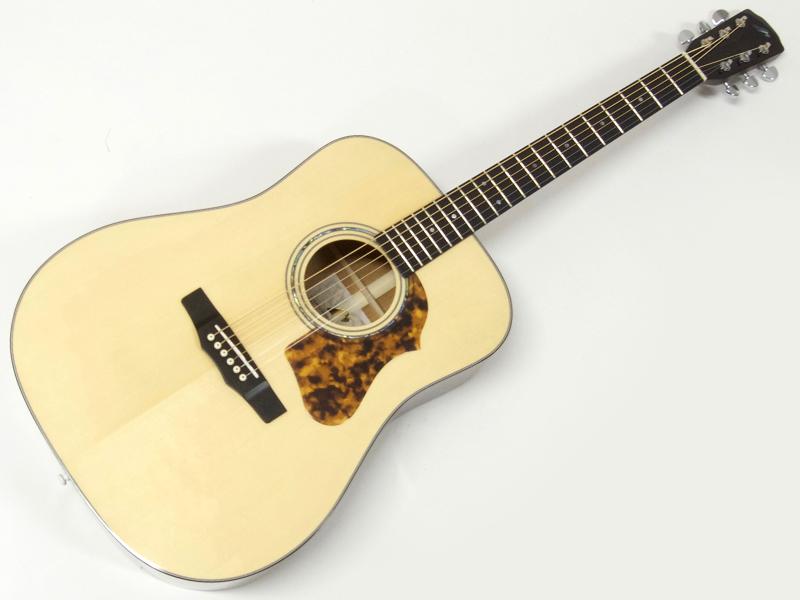 Morris ( モーリス ) M-80II(NAT)【日本製 限定モデル アコースティックギター 】 国産