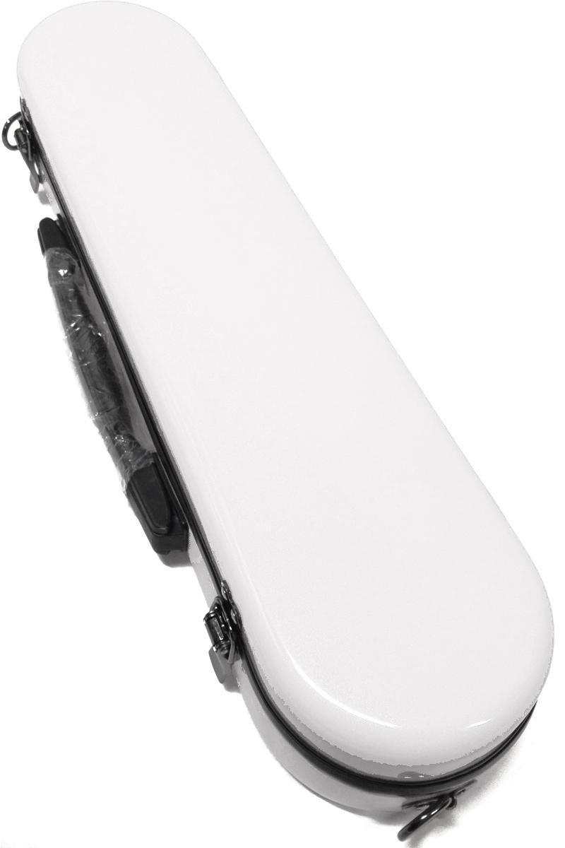 C.C. Shiny II white WH シャイニーケースII 即出荷 楽器 CCシャイニーケース 予約 フルートケース ホワイト ハードケース case C管 CC2-FL-WH 離島不可 白色 ケース H管 沖縄 お気にいる ケースカバー 北海道 flute