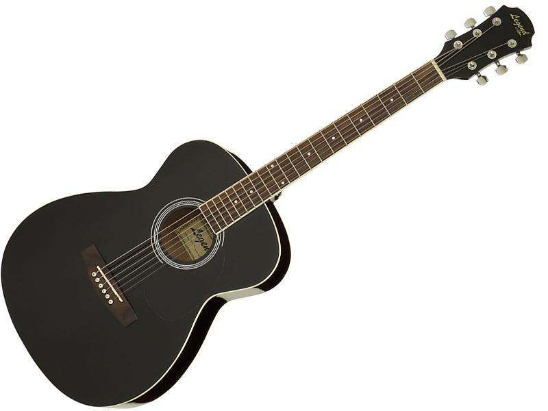 これから始めるアコースティックギター 大幅にプライスダウン Legend レジェンド FG-15 BK 夏特価 初心者 人気 おすすめ 入門 アコースティックギター フォークギター
