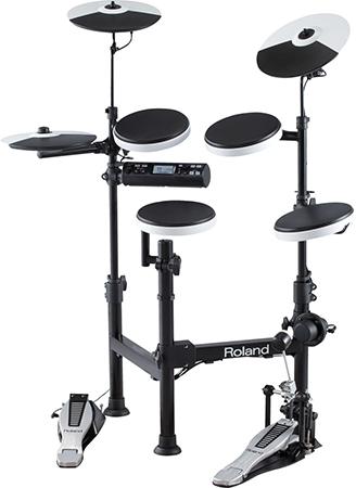 Roland ( ローランド ) TD-4KP-S 【エレドラ 電子ドラム Vドラム ポータブル】 エレドラ 電子ドラム