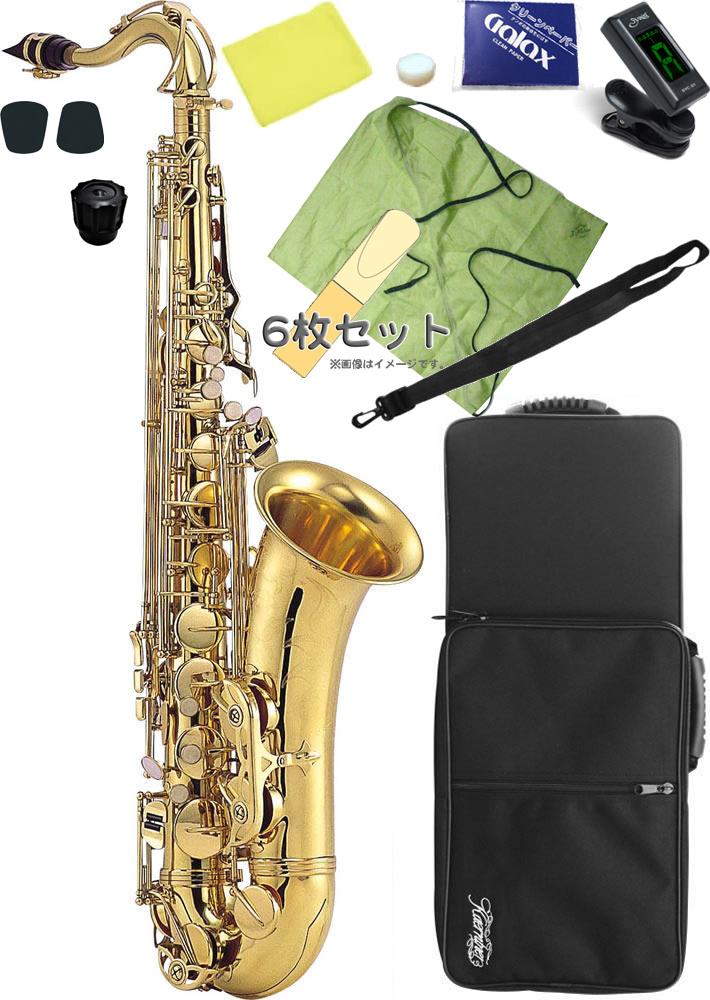 Kaerntner ( ケルントナー ) テナーサックス KTN65 新品 ゴールド サックス 初心者 管楽器 ネック 本体 B♭ テナーサクソフォン 【 KTN-65 セット B 】一部送料追加 送料無料(北海道/離島/沖縄不可)