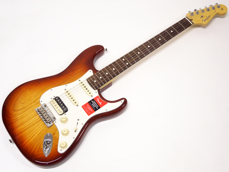 Fender ( フェンダー ) American Professional Stratocaster HSS (Sienna Sunburst /R )【USA ストラトキャスター 】【0113040747】