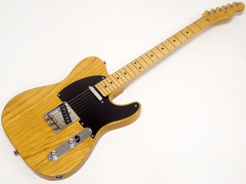 momose(モモセ) MTL2-STD (NAT/M)【国産 エレキギター WK 】 【お買い得プライス! 】