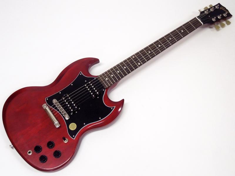 Gibson ( ギブソン ) SG FADED 2017 T (WORN CHERRY)【USA エレキギター WO 170040253 】