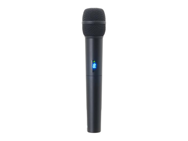 audio-technica ( オーディオテクニカ ) ATW-T1002J ◆ SYSTEM10シリーズ専用 マイクロホンタイプトランスミッター [ ワイヤレスシステム 関連商品 ][送料無料]