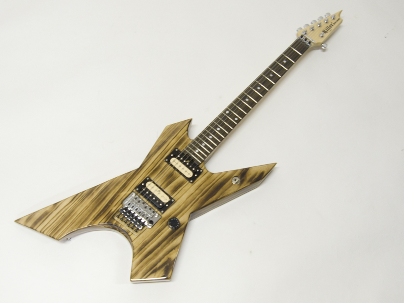 Killer ( キラー ) KG-EXPLODER PRISON(Burner)【国産 エレキギター】【GS412B プレゼント 】