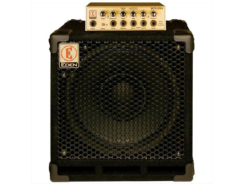 EDEN ( エデン ) WTX264・EX110【ベース・スタックアンプ 特価品 】【勝負価格! 】