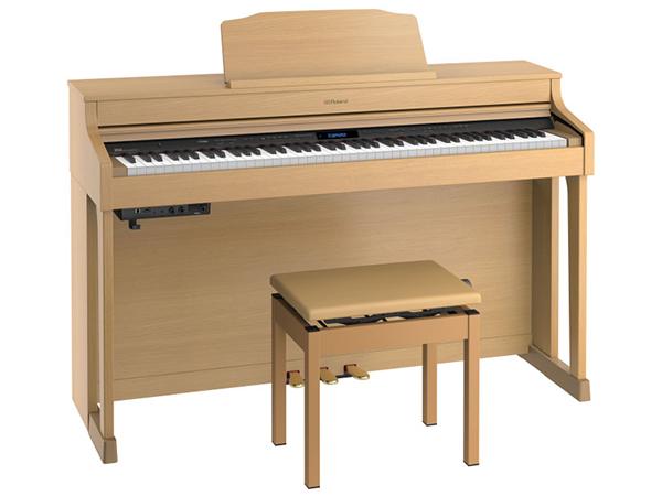Roland ( ローランド ) HP603A-NBS ◆ ナチュラルビーチ調仕上げ【受注後納期連絡 】  ◆【送料無料】【電子ピアノ】【88鍵盤】【ピアノタッチ】【据え置きタイプ】