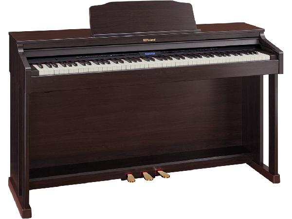 Roland ( ローランド ) HP601-CRS ◆ クラシックローズウッド調仕上げ【受注後納期連絡 】  ◆【送料無料】【電子ピアノ】【88鍵盤】【ピアノタッチ】【据え置きタイプ】
