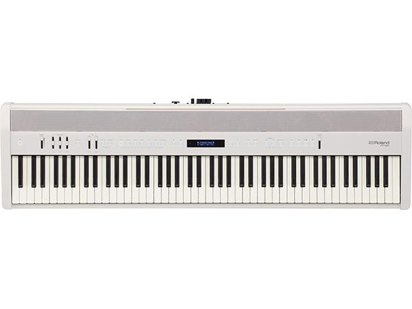 Roland ( ローランド ) FP-60-WH  ◆【 送料無料 】【 デジタルピアノ 】【 電子ピアノ 】【 88鍵盤 】