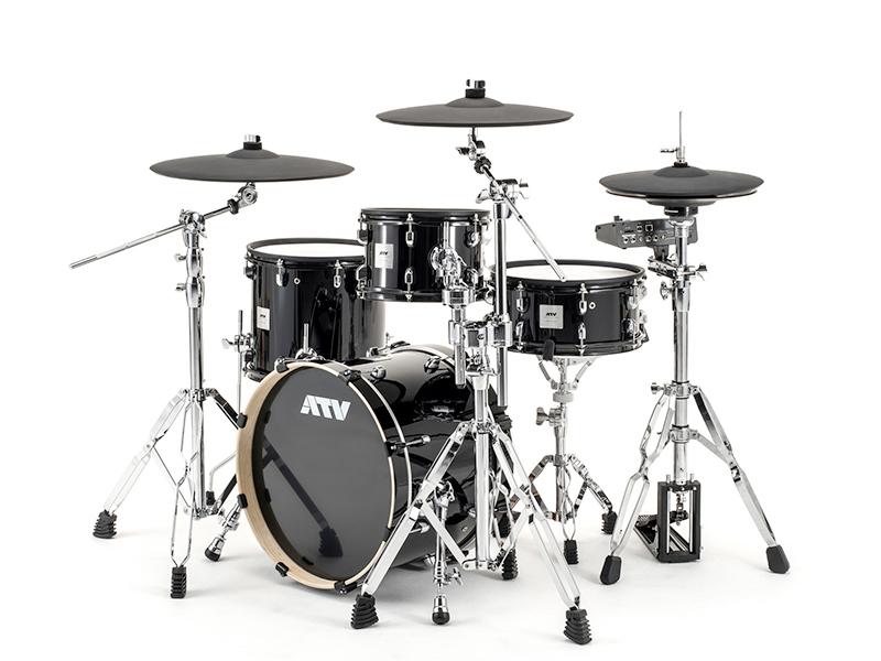 ATV (エーティーブイ) aDrums artist Standard set 【オリジナルハードウェアセット付属】【ADA-STDSET-b】