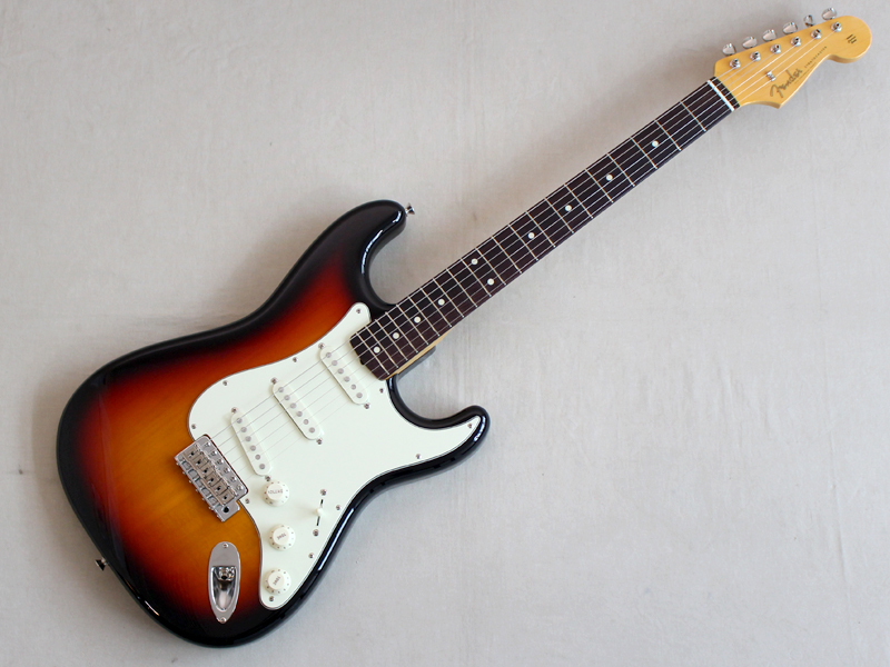 Fender ( フェンダー ) Made in Japan Traditional 60s Stratocaster(3-Color Sunburst)【国産 ストラトキャスター Made in Japan WK 】【5359600300】 フェンダー・ジャパン エレキギター