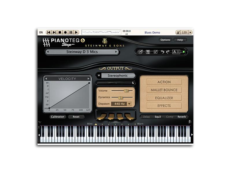 MODARTT ( モダート ) Pianoteq 6 Stage【MODPT6STA】 ◆【送料無料】【ピアノ音源】