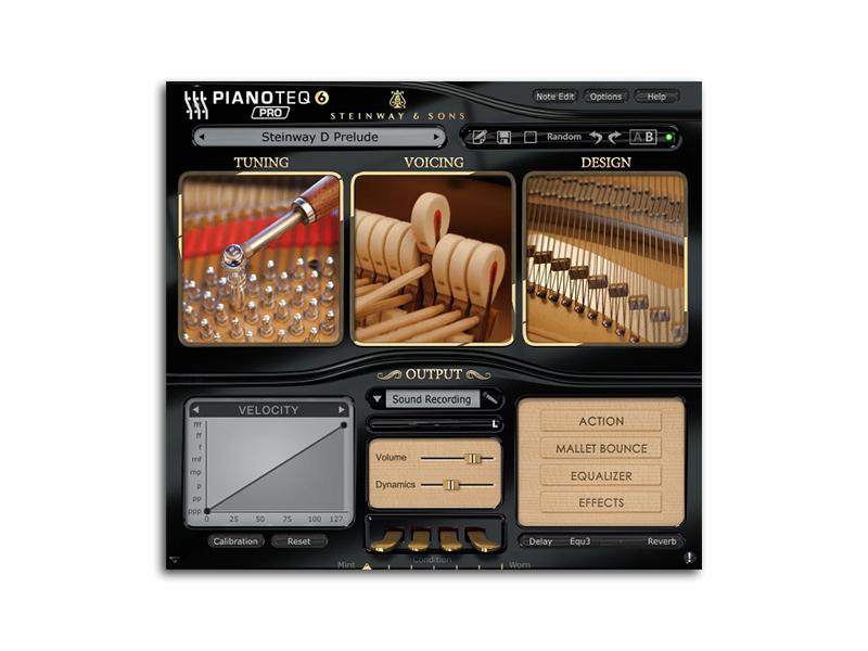 MODARTT ( モダート ) Pianoteq 6 PRO【MODPT6PRO】 ◆【送料無料】【ピアノ音源】
