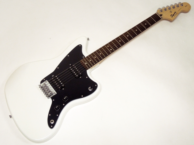 SQUIER ( スクワイヤー ) Affinity Series Jazzmaster HH (AWH)【ジャズマスター byフェンダー】【313210580】 エレキギター