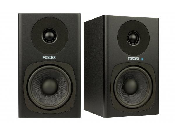 FOSTEX ( フォステクス ) PM0.4c(B)(1ペア ) ◆【ブラック】 ◆【送料無料】【モニタースピーカー】【DTM】【DAW】