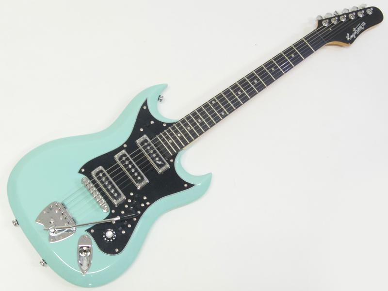 Hagstrom H-III(ABE) 【 ハグストローム エレキギター tokka 】【勝負価格! 】