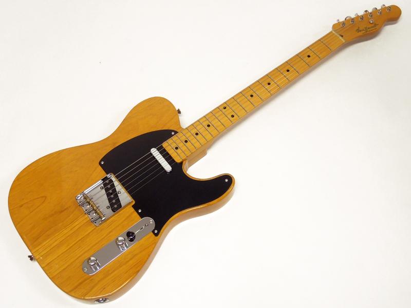 Vanzandt TLV-R1 Less Pressure (V.NAT)【国産 エレキギター WO 8031】