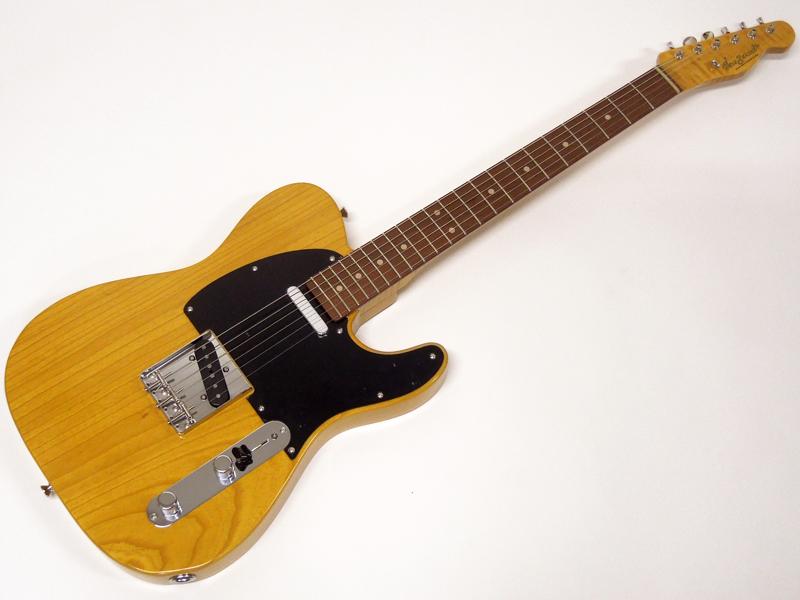 Vanzandt TLV-R3 Flame Maple Neck / 1P-Ash Body / V.NAT 【国産エレキギター 8058 WO】