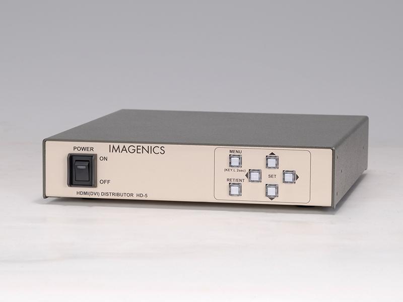 安い HD-5 HDMI 1入力 5分配器 IMAGENICS 映像 音声関連機器 在庫あり 2月18日時点 品質保証 イメージニクス