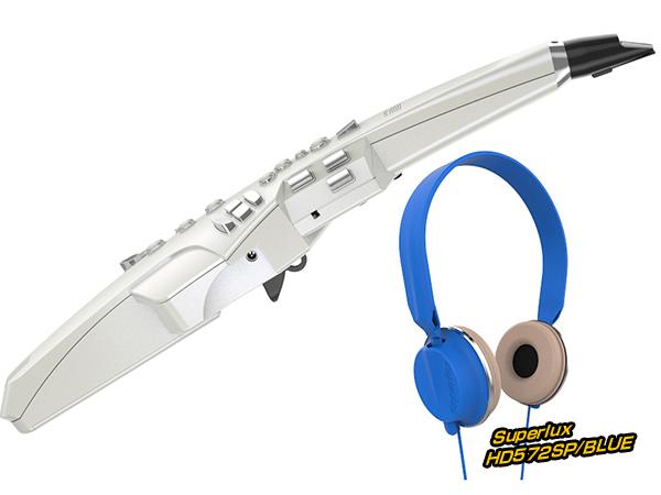 Roland ( ローランド ) AE-10 ヘッドフォン セット ブルー ◆【AE10HEADSETBL】 ◆【送料無料】【ウィンドシンセサイザー】