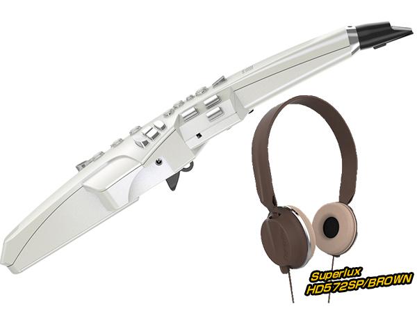 Roland ( ローランド ) AE-10 ヘッドフォン セット ブラウン ◆【AE10HEADSETBR】 ◆【送料無料】【ウィンドシンセサイザー】