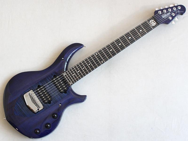 MUSIC MAN ( ミュージックマン ) Monarchy 7 (Imperial Blue )【USA John Petrucci モデル KH 】