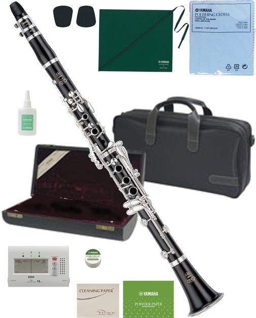 YAMAHA ( ヤマハ ) YCL-650 木製 クラリネット 新品 日本製 高級 グラナディラ B♭管 本体 プロフェッショナル 正規品 管楽器 YCL650 セット C 北海道 沖縄 離島不可