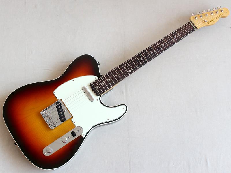 K.Nyui NTE (Faded 3TS) Brazilian Rosewood Fingerboard 【限定特価】【国産 エレキギター KH】【新春特価! 】