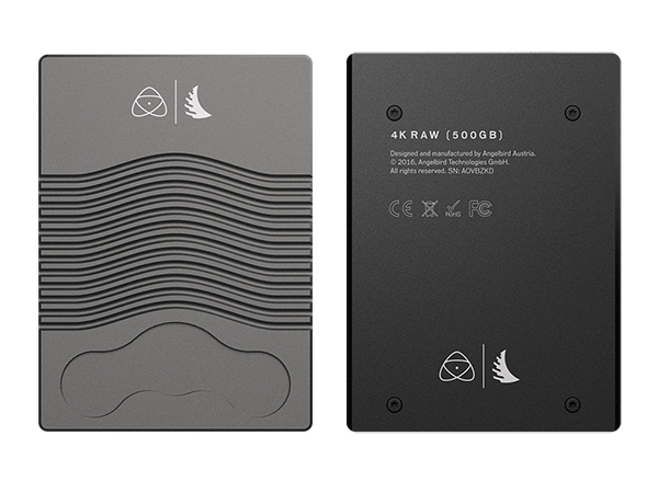 ANGELBIRD ( エンジェルバード ) 4K RAW ATOM 500 ◆【500GB SSD】 ◆【送料無料】