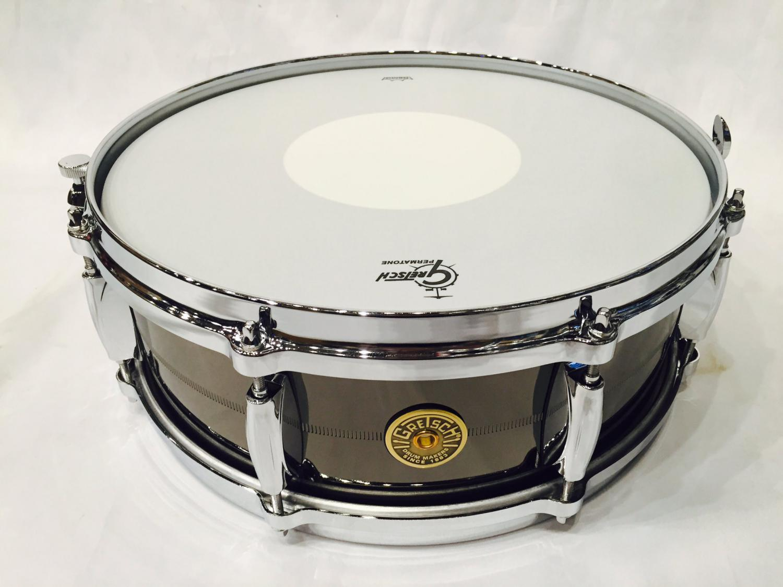GRETSCH ( グレッチ ) G-4160SS 【USA Custom ソリッドスティールスネア KD】 ドラム・パーカッション