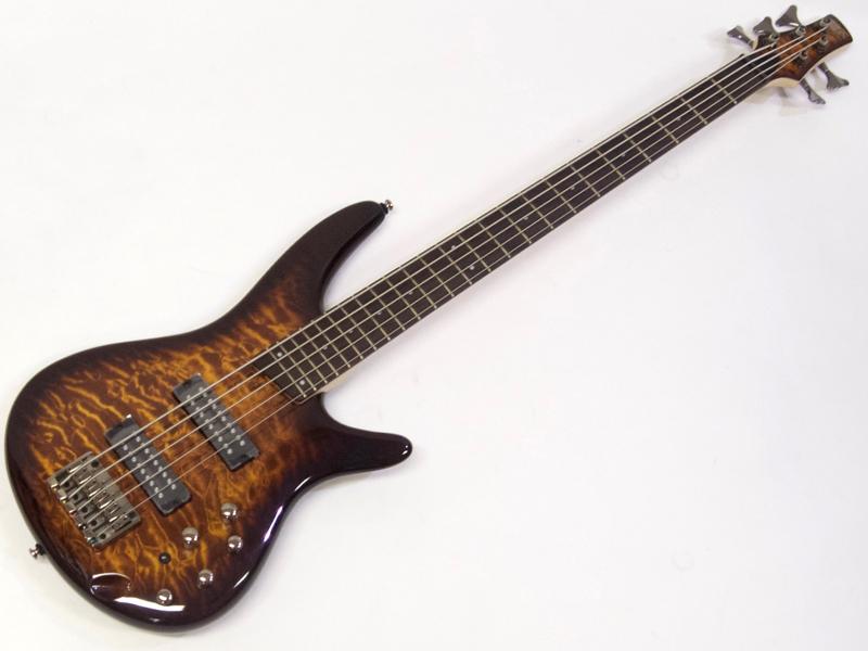 Ibanez ( アイバニーズ ) SR405EQM(DEB) 【SR 5弦ベース 特価品 】【お買い得プライス! 】