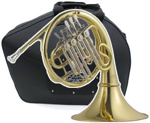 J Michael ( 管楽器 Jマイケル 本体 FH700 ) FH-700 フレンチホルン 新品 アウトレット B♭ シングルホルン 4ロータリー ホルン 初心者 管楽器 本体 French horn FH700 送料無料, 飯石郡:c9c5dda3 --- officewill.xsrv.jp