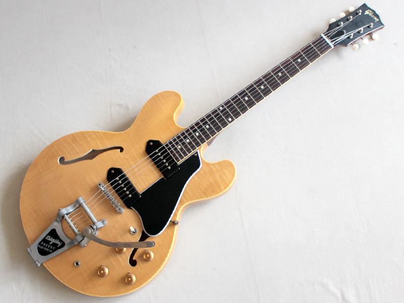 Gibson Memphis 1961 ES-330TDN Figured VOS Dark Vintage Natural 【 KH Q11586 】