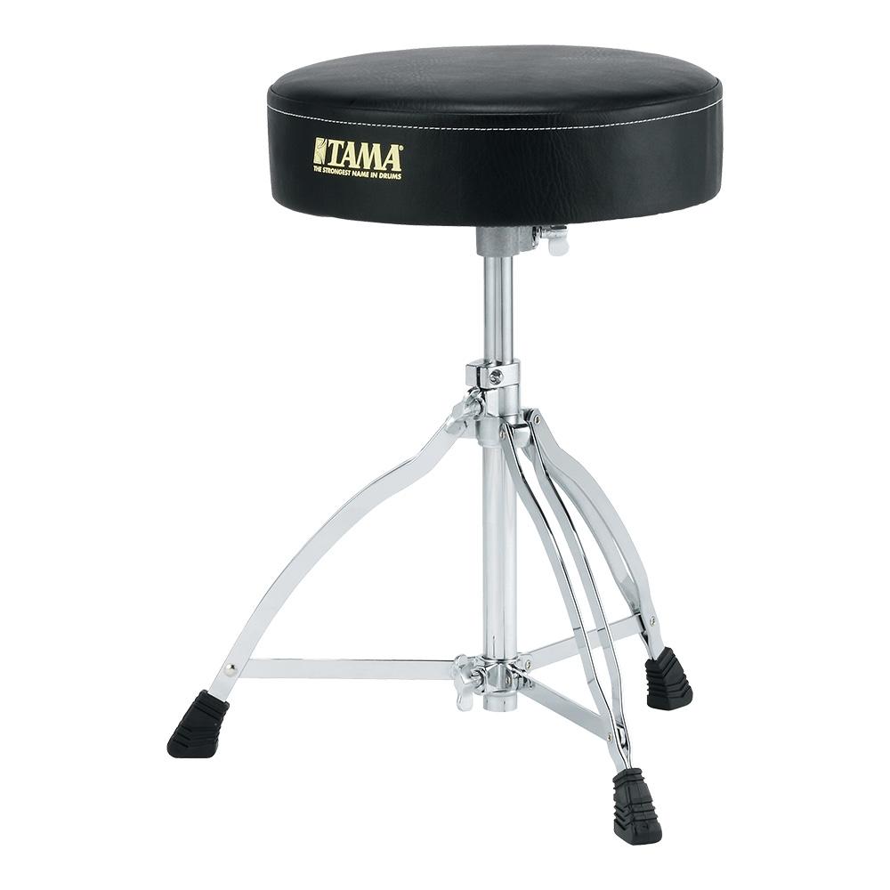 安定性に優れたダブルレッグ仕様のスタンダードモデル TAMA タマ HT130 Standard 人気ブランド多数対象 Drum 決算特価 セール価格 スローン Throne イス 椅子 ドラム