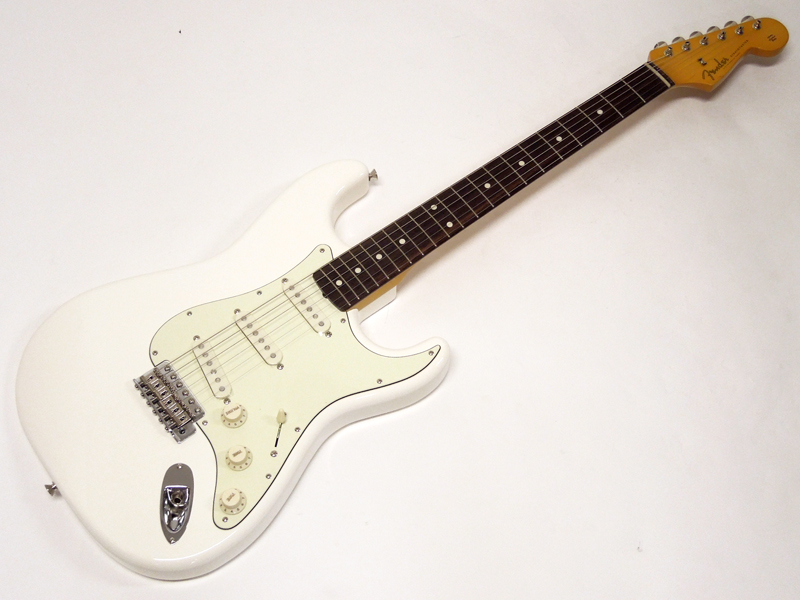 Fender ( フェンダー ) Made in Japan Traditional 60s Stratocaster(Arctic White)【国産 ストラトキャスター 】【5359600380】