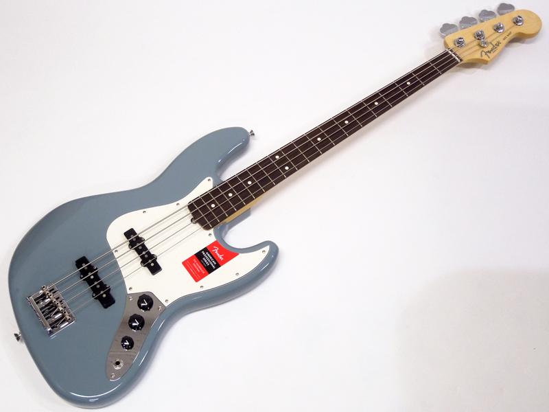 Fender ( フェンダー ) American Professional Jazz Bass (Sonic Gray / R)【USA ジャズベース アメリカン・プロフェッショナル WO 】【193900748】