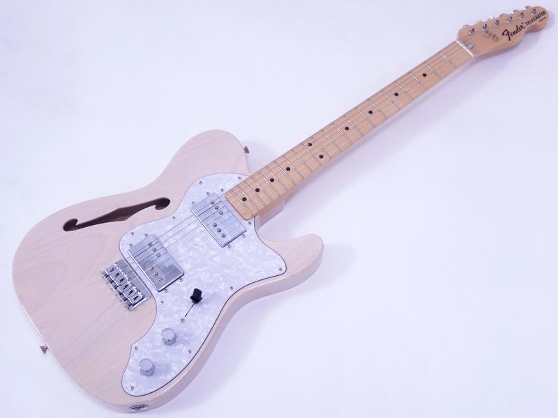 Fender ( フェンダー ) Made in Japan Traditional 70s Telecaster Thinline( US Blonde)【シンライン 】【5352702367】 国産 テレキャスター フェンダー・ジャパン
