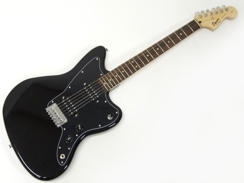 SQUIER ( スクワイヤー ) Affinity Series Jazzmaster HH (BLK)【ジャズマスター byフェンダー】【373210506】 エレキギター