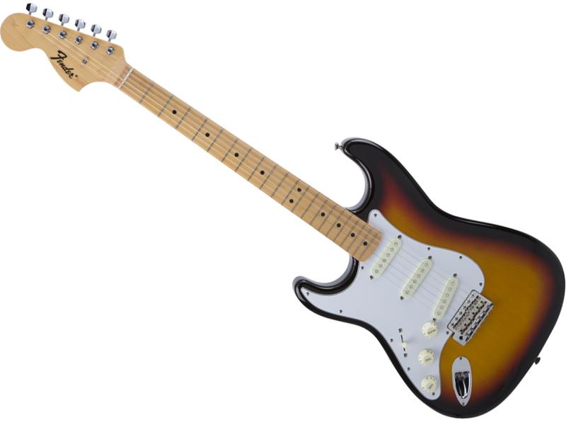 Fender ( フェンダー ) Made in Japan Traditional 68 Stratocaster Left-Hand(3-Color Sunburst )【国産 レフトハンド ストラトキャスター 左用 】【5358600300】 フェンダー・ジャパン