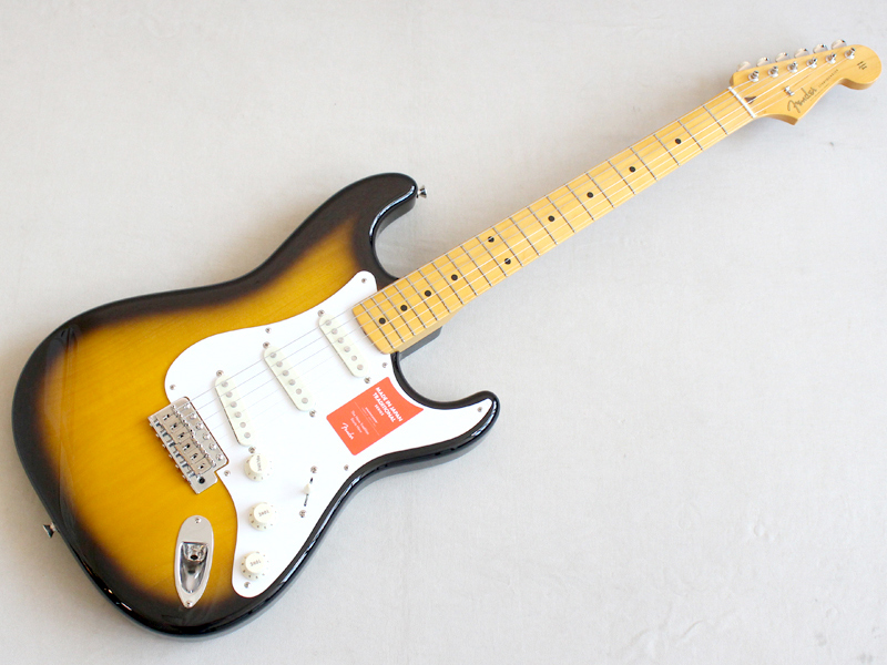 Fender ( フェンダー ) Made in Japan Traditional 50s Stratocaster(2-Color Sunburst)【国産 ストラトキャスター 】【5359502303】 フェンダー・ジャパン